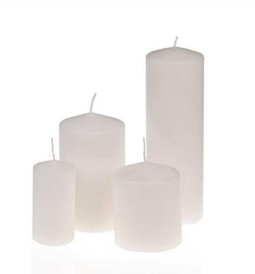 Κερί κορμός λευκό