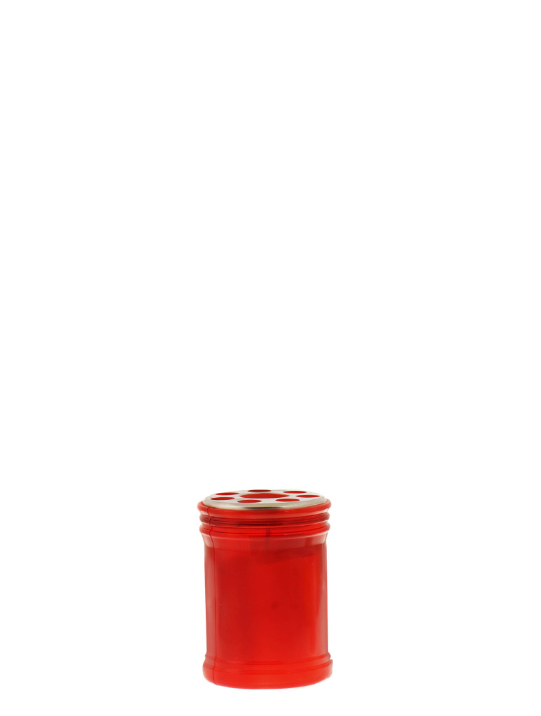 Candle 20S red