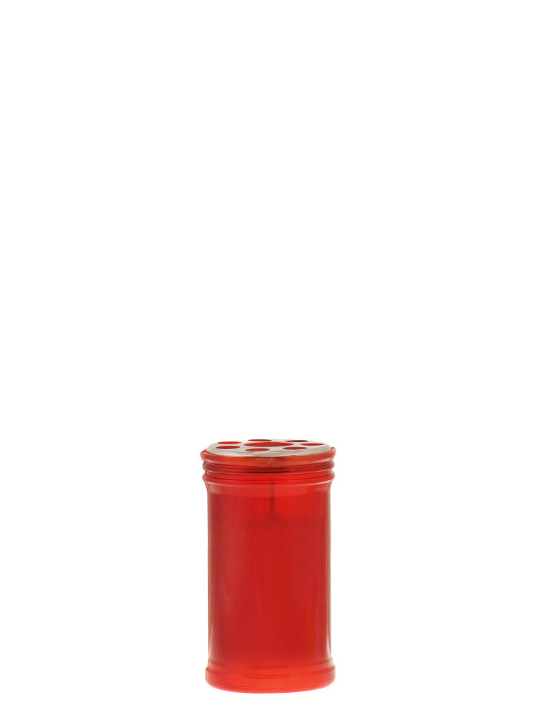 Candle 30S red