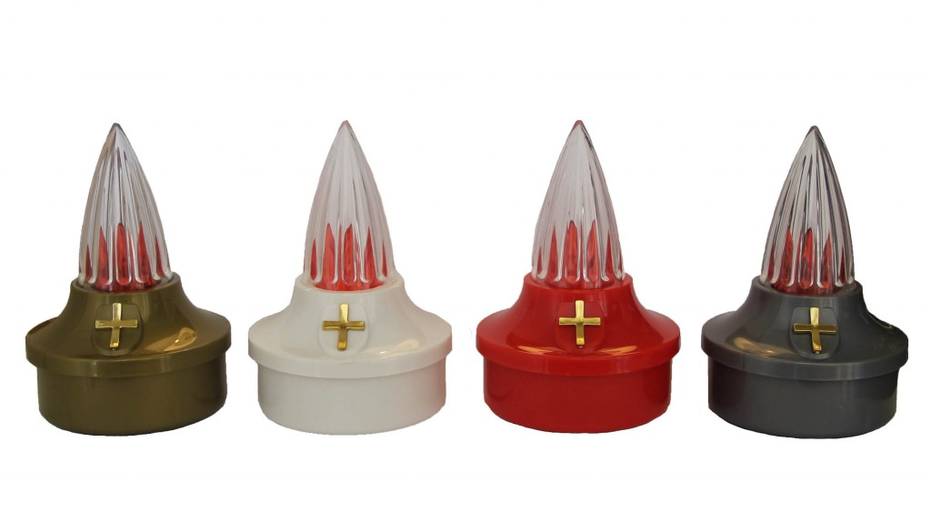 Small electric candles