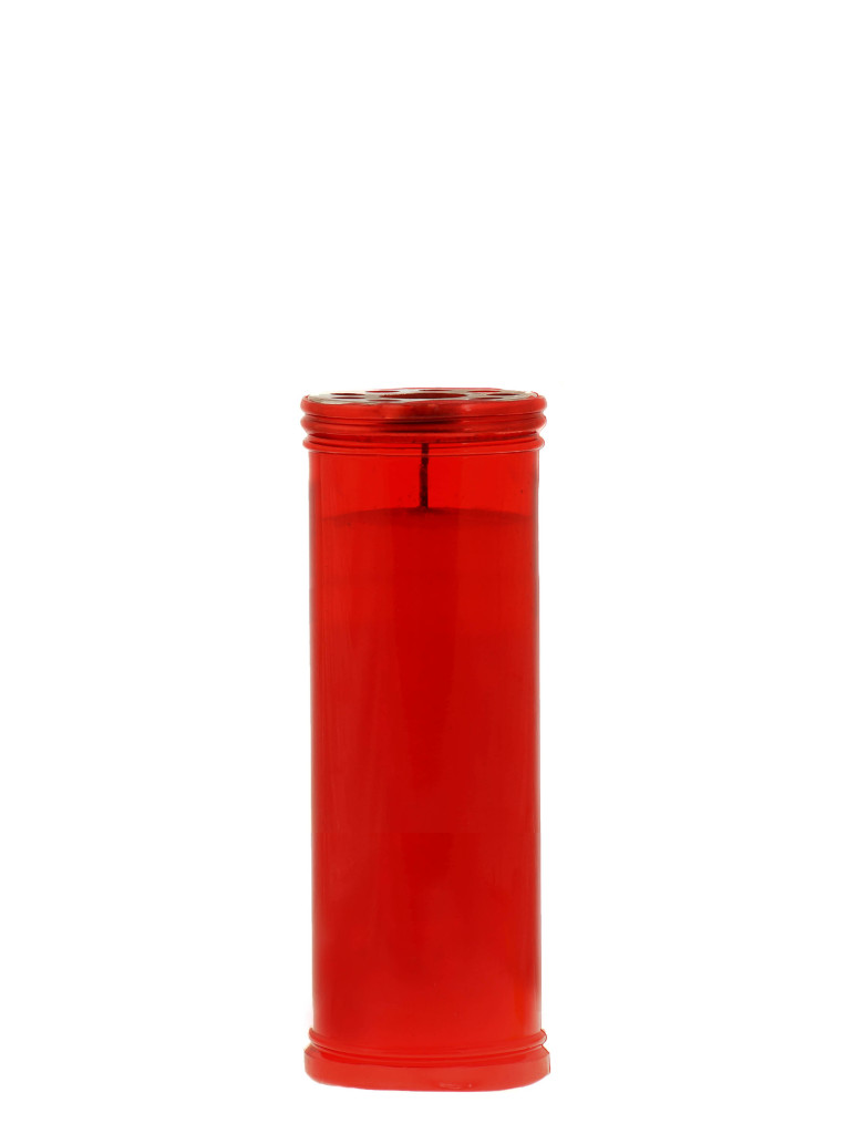 Κερί διαρκείας 60S κόκκινο