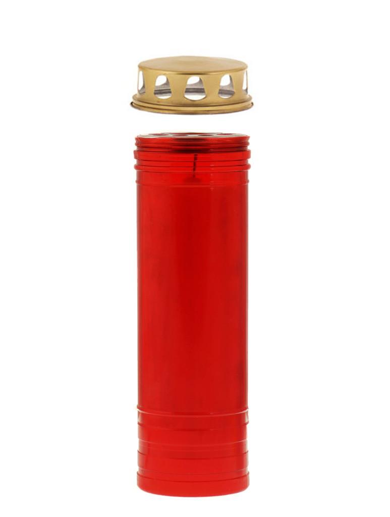 Κερί διαρκείας 60LT κόκκινο