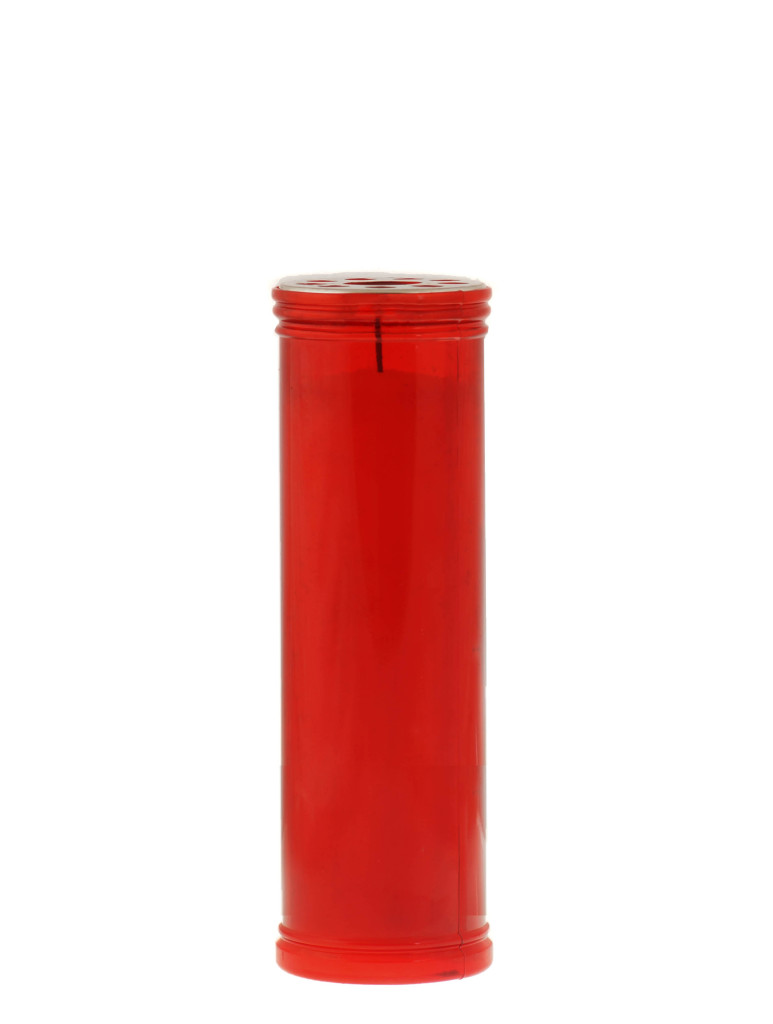 Candle 60P red