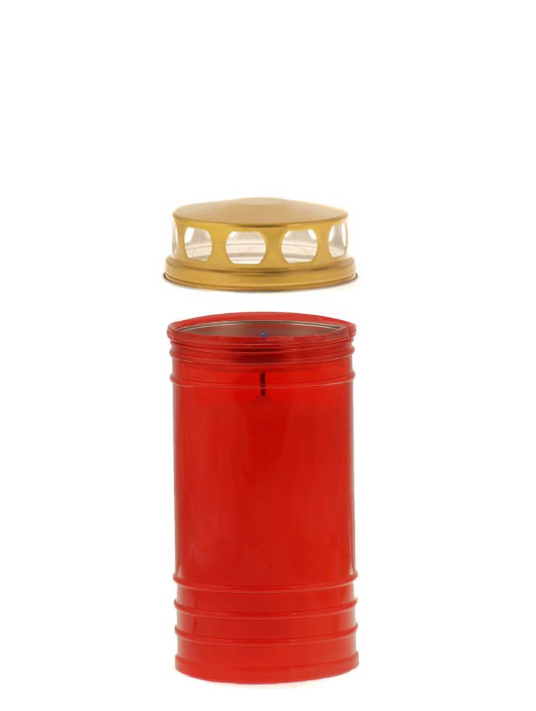 Κερί διαρκείας MAX 80/16 κόκκινο