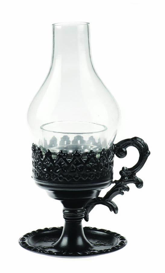 Vigil oil lamp 3019 black