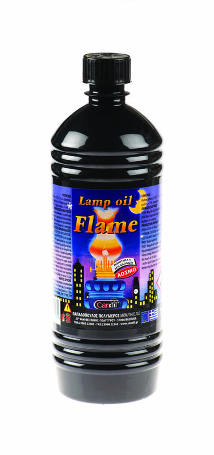 Lamp oil clear 1Lt. FLAME