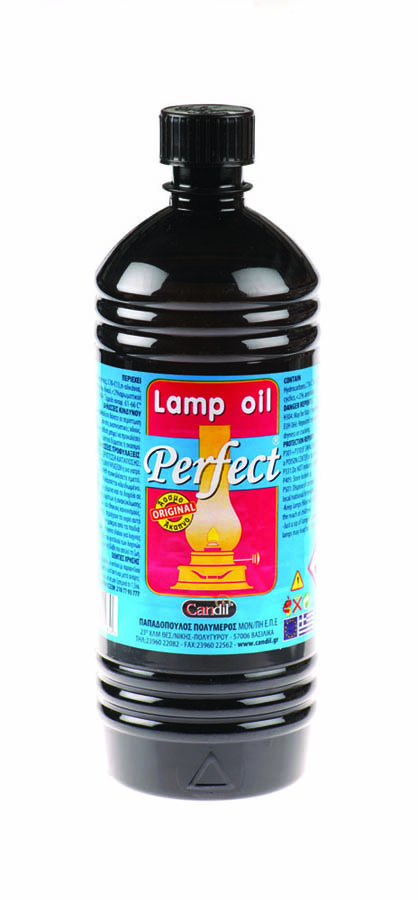 Lamp oil clear 1Lt. PERFECT