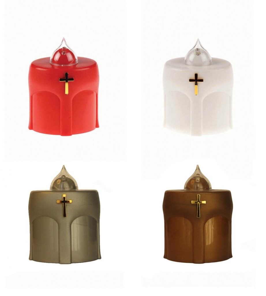 Votive Candle Battery