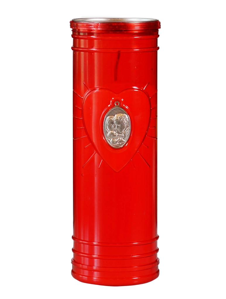 Κερί διαρκείας MAX 80/24 κόκκινο