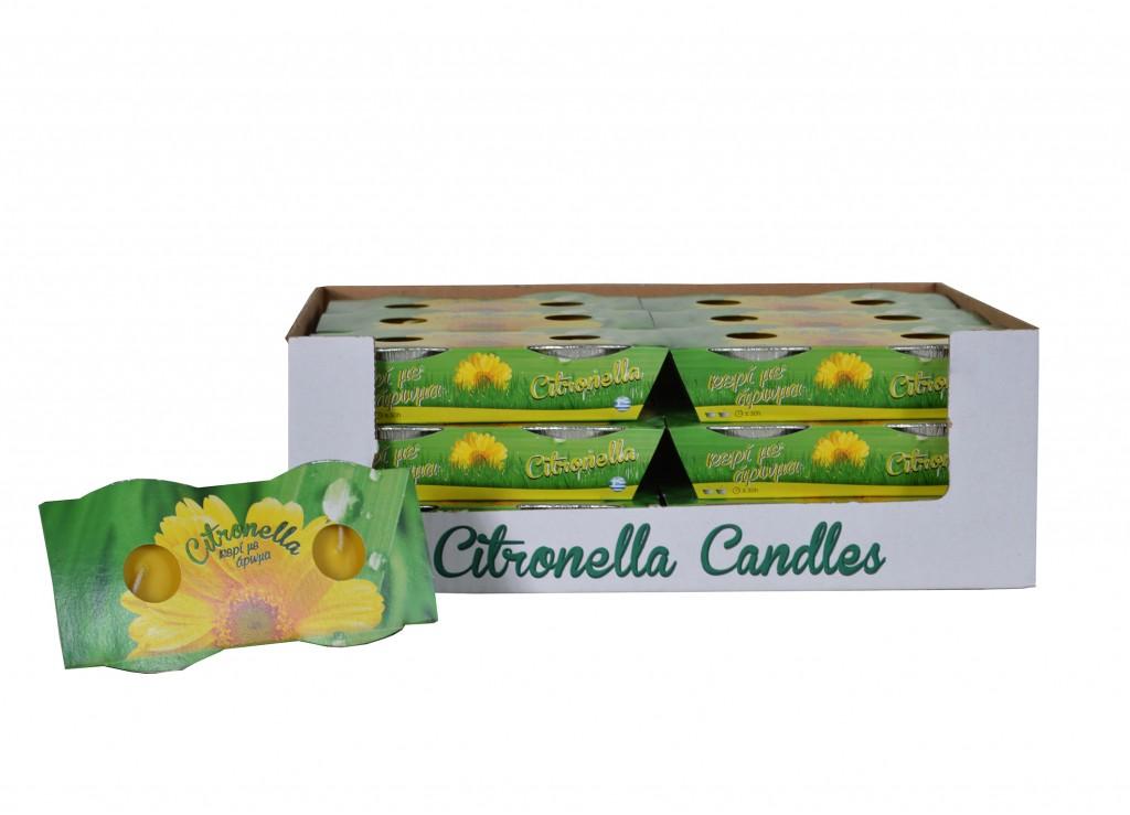 Citronella Refill Candil