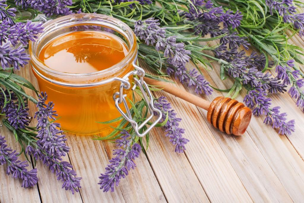 Lavender nectar